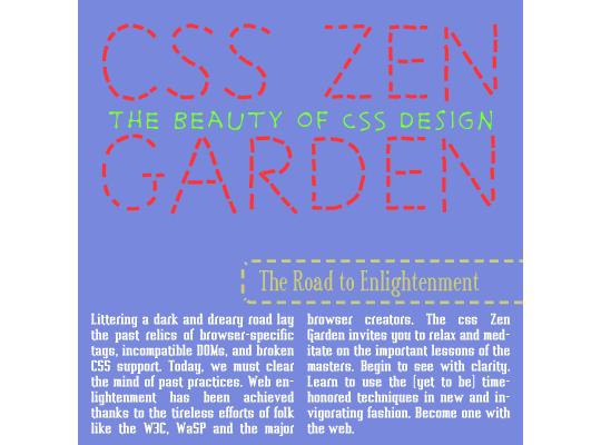 CSS @ Ten: The Next Big Thing – A List Apart