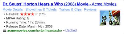 An enhanced result on Yahoo!