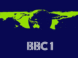 BBC ident from 1981