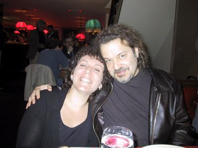 Molly Holzchlag and Jeffrey Zeldman