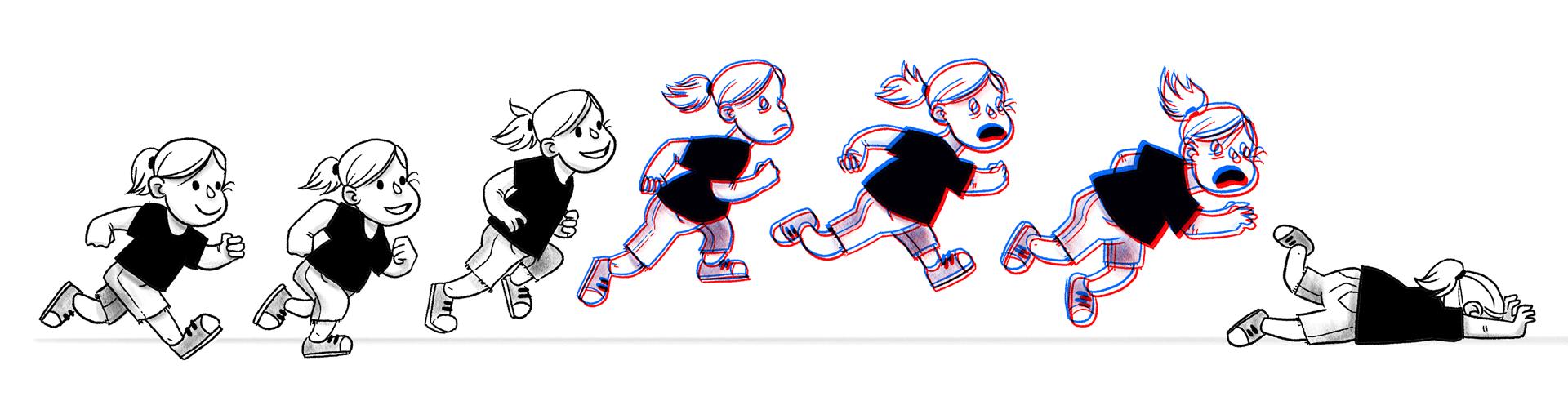 Создание анимации картинках