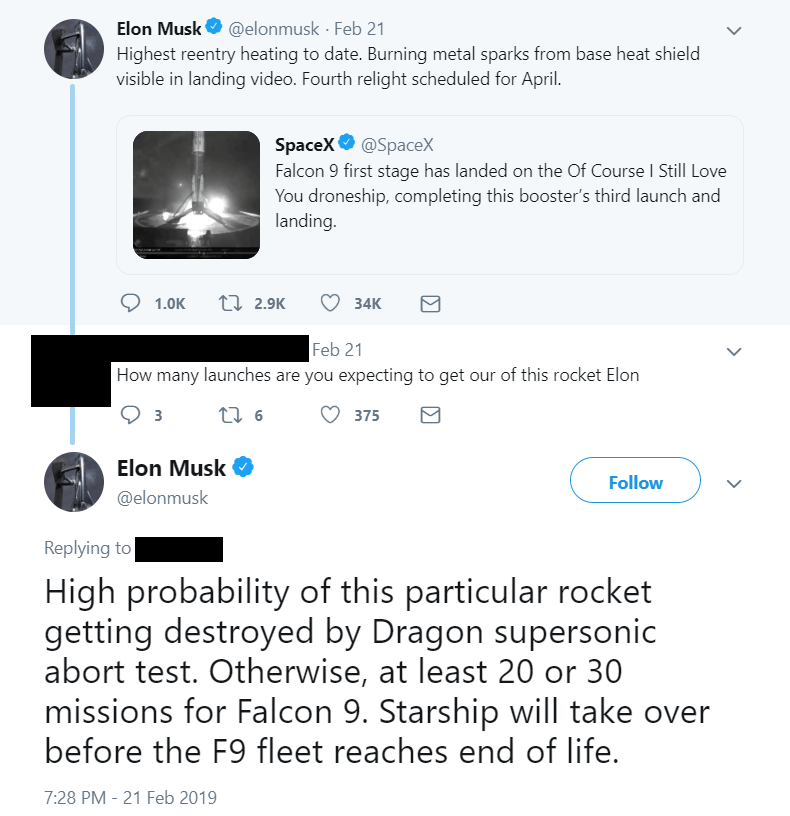 Elon Musk gives an honest, if not flattering, response on Twitter to a user