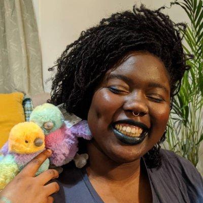Olu Niyiawosusi I'm a writer, web artist, an emoji enthusisast, and a lifelong learner. I'm currently learning to sew, and to play ukulele and keyboard.